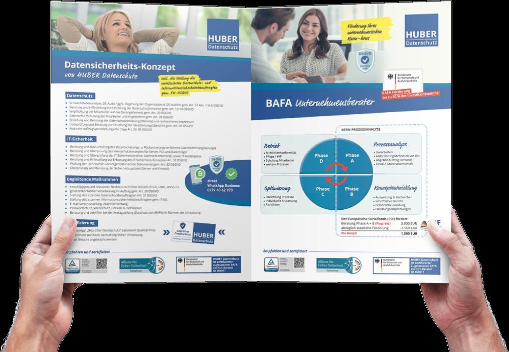 BAFA Datensicherheits-Konzept Karlsruhe